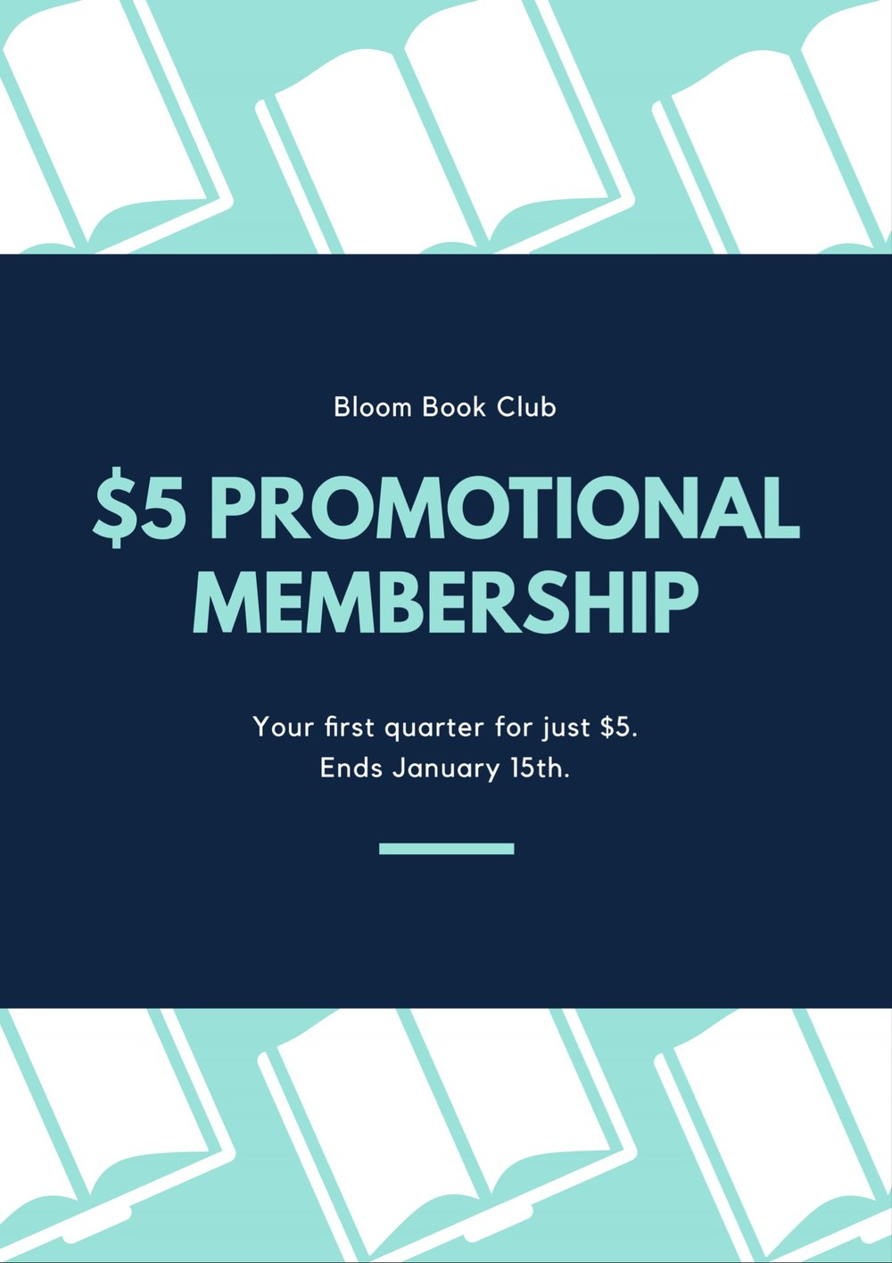 Bloom Book Club