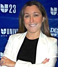 Teri Arvesu, News Director for Univision Communications Inc.
