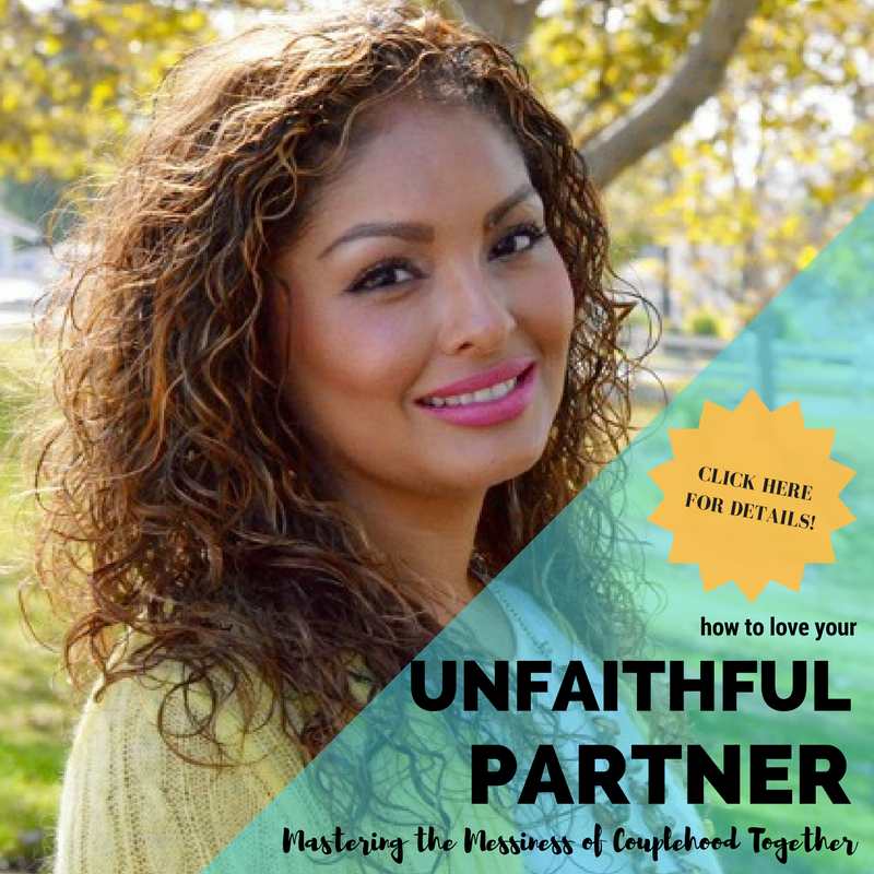 Alicia Taverner, LMFT - How to Love Your Unfaithful Partner OCTOBER 13, 2016