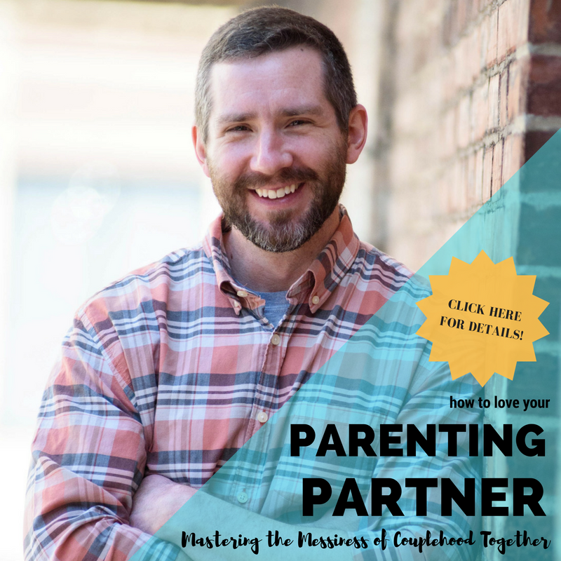 John Harrison, MA, LPCC - How to Love Your Parenting Partner OCTOBER 24, 2016