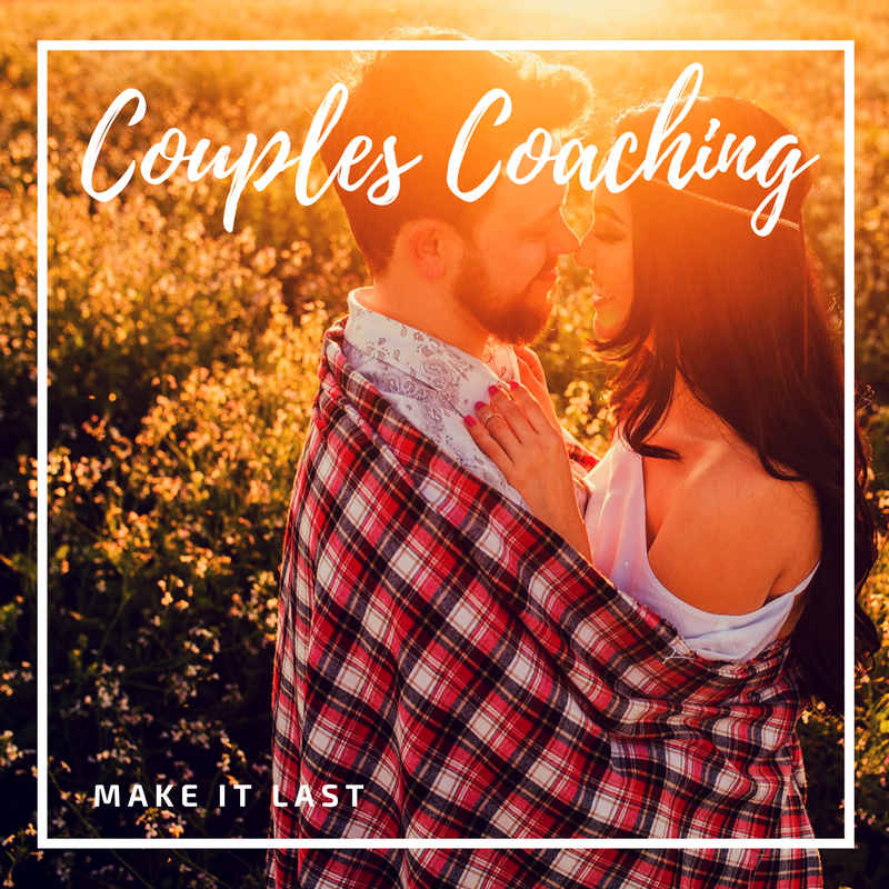 Make it Last: Repair & Recover Your Long Lasting Love - Couples Coaching