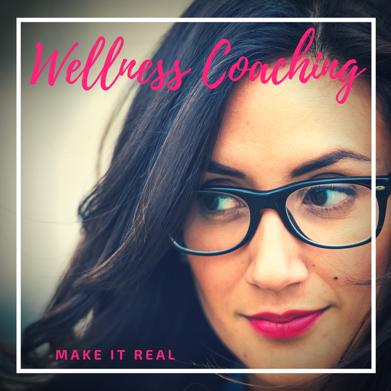 Make it Real: Transformative Individual Wellness Coaching.