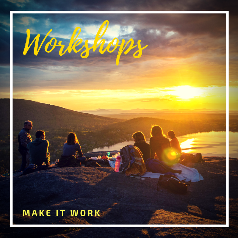 Make it Work: Communication Strategies -  Group Workshops for Couples
