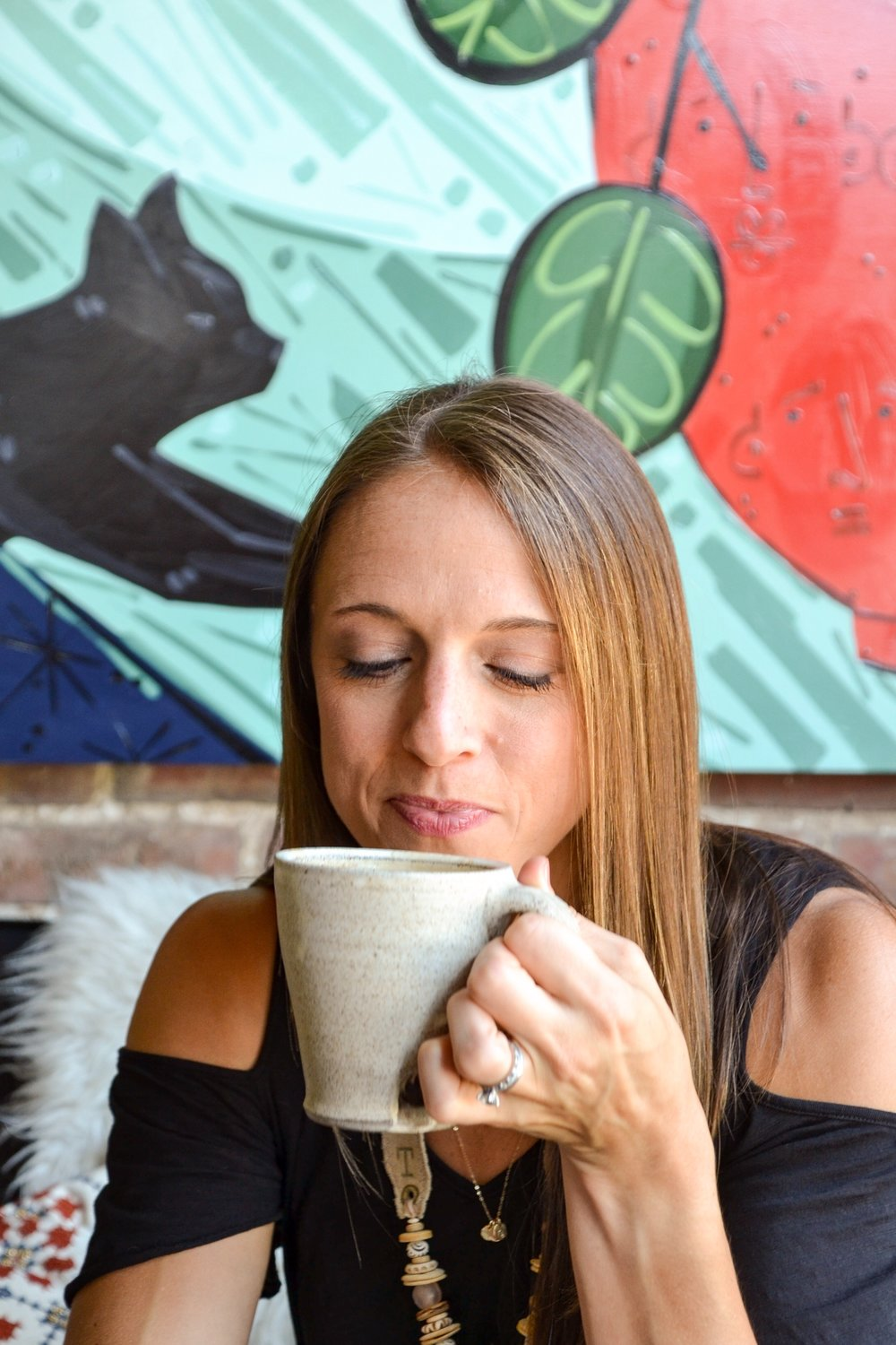 Capture with Coffee shoot for Shana of  Handstand Happiness . She's another awesome Greenville friend and fellow coffee lover!  Check out more of our collaboration photos at her  blog post .