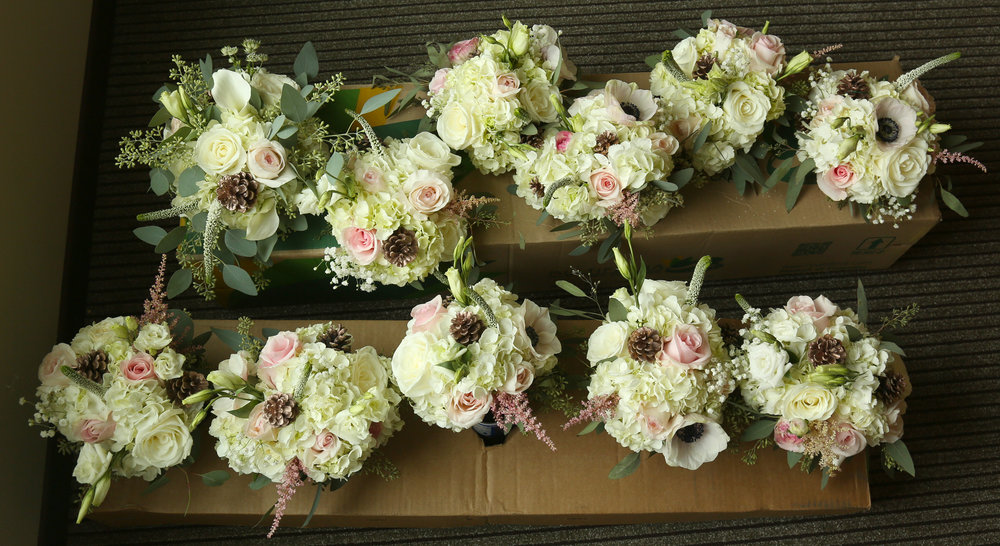 Wedding florist in Boston Massachusetts planner