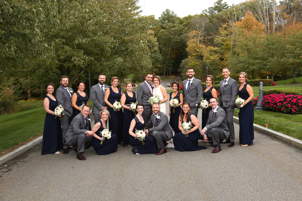 A wonderful group of friends. Everyone did such a great job.