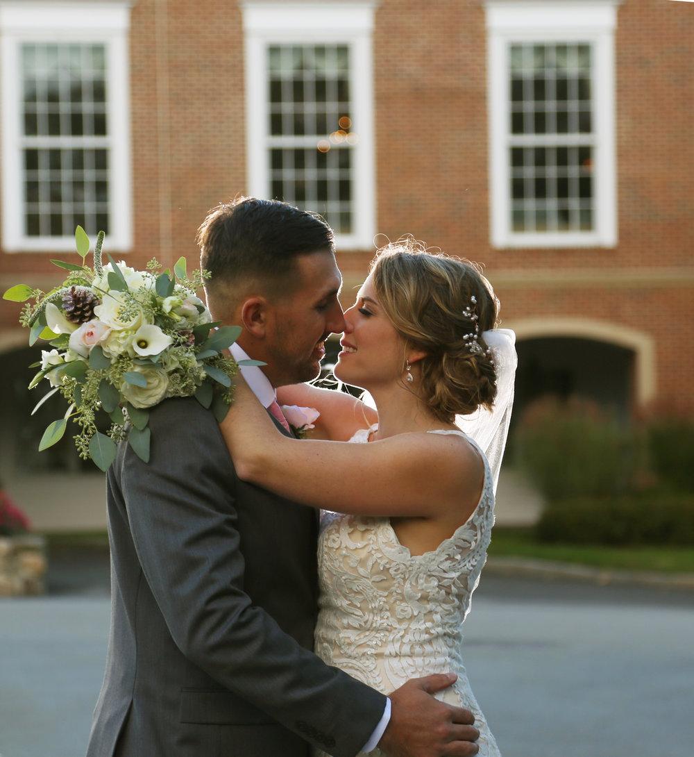 Beautiful wedding photographs by Oregon photographer