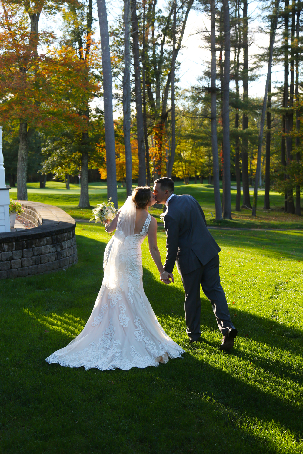 Fall weddings in New England Photography