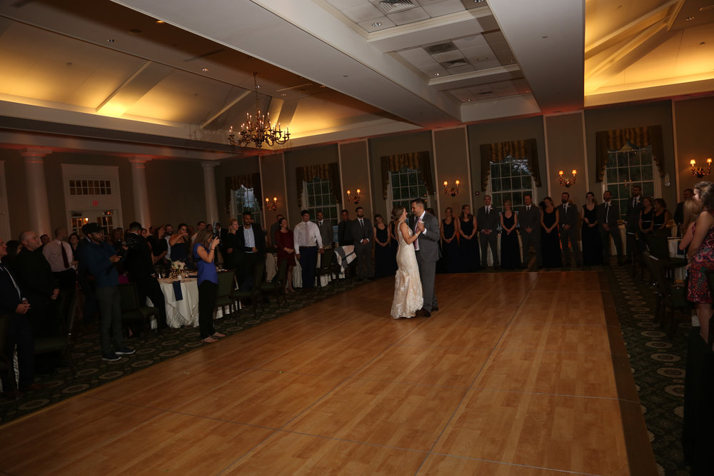 First Dance Charter Oaks CC Hudson MA