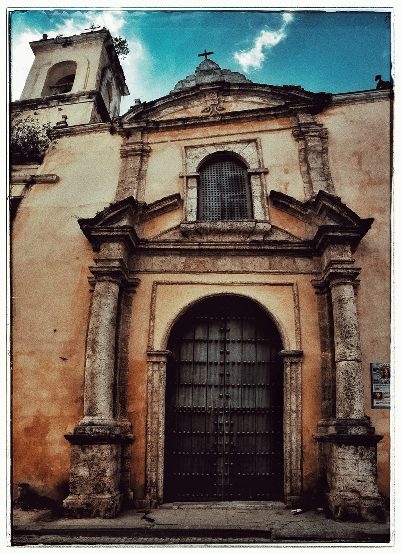 A Catholic Church.