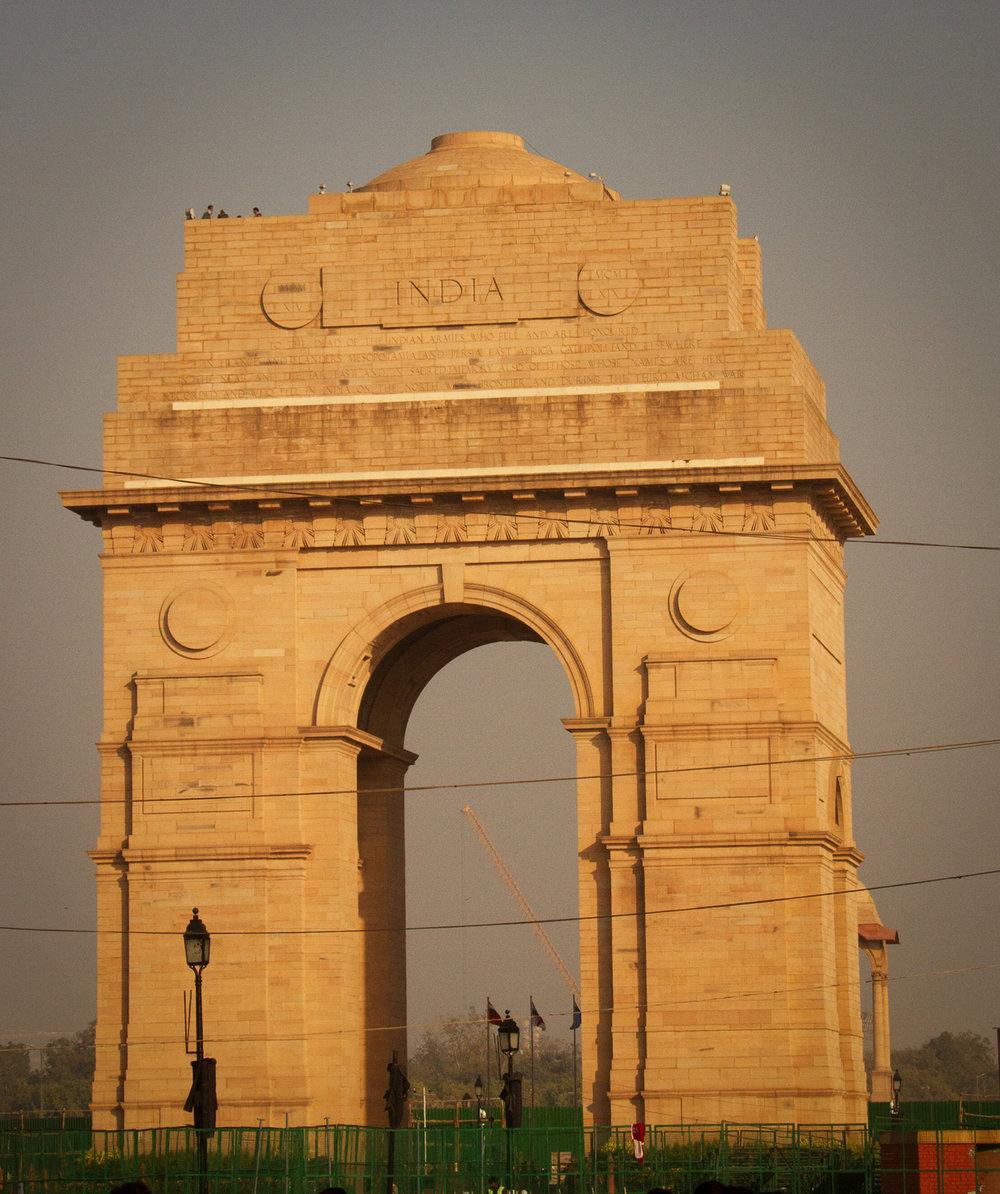India Gate Delhi India photo