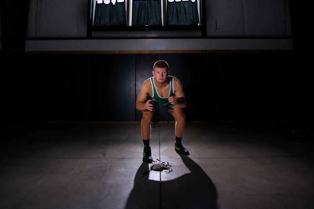 smithville ohio senior photos by matt erickson photography