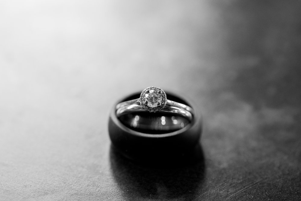 Wedding ring, Intimate wedding, Cleveland Wedding Photographer, Matt Erickson Photography, Pickwick Place