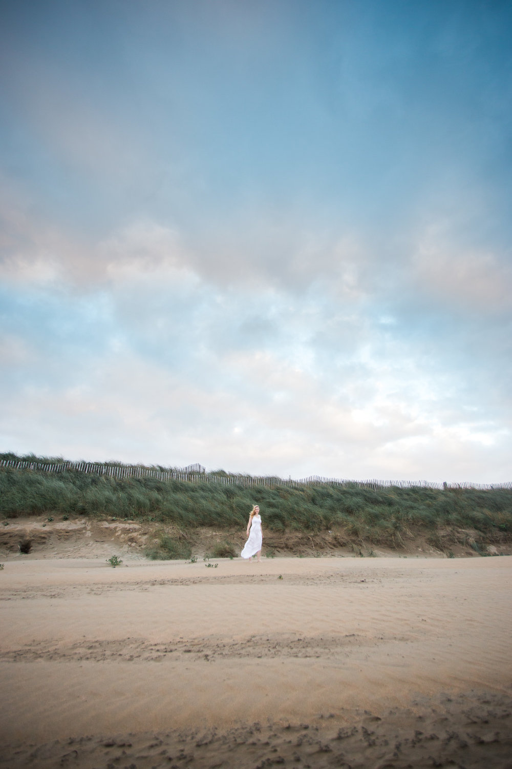 Lahinch, Ireland Beach Shoot by Westlake Wedding Photographer Matt Erickson Photography