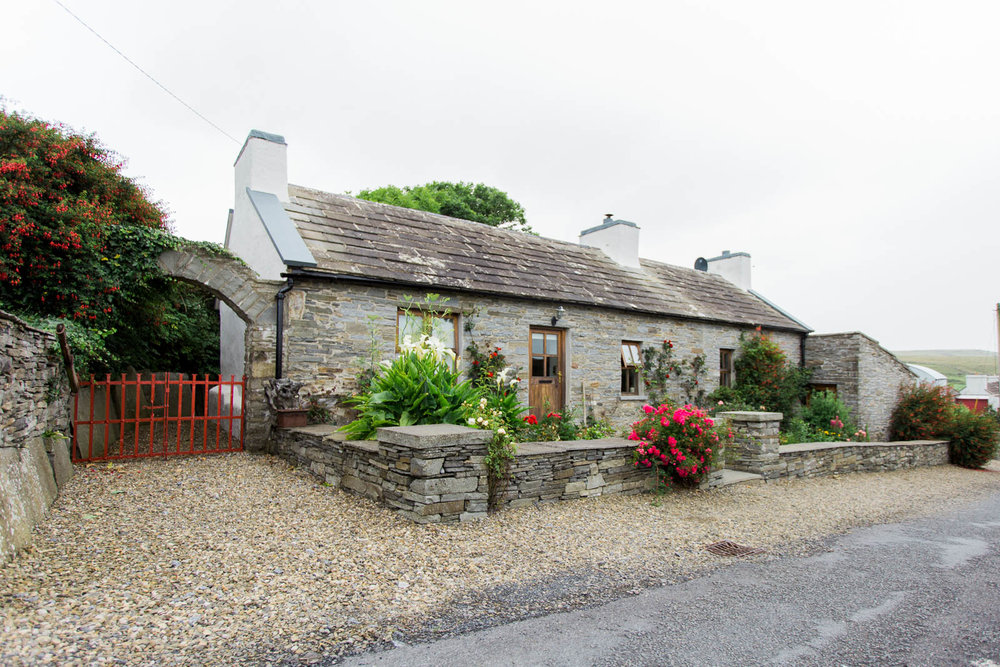 Irish Cottage by Cleveland Wedding Photographer Matt Erickson Photography