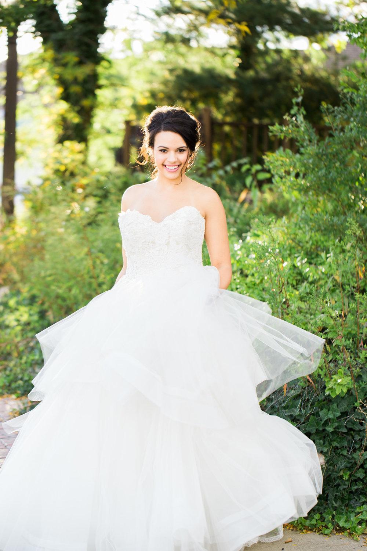 Cleveland Wedding Dress Boutique, Radiant Bride by Cleveland Wedding Photographer Matt Erickson Photography