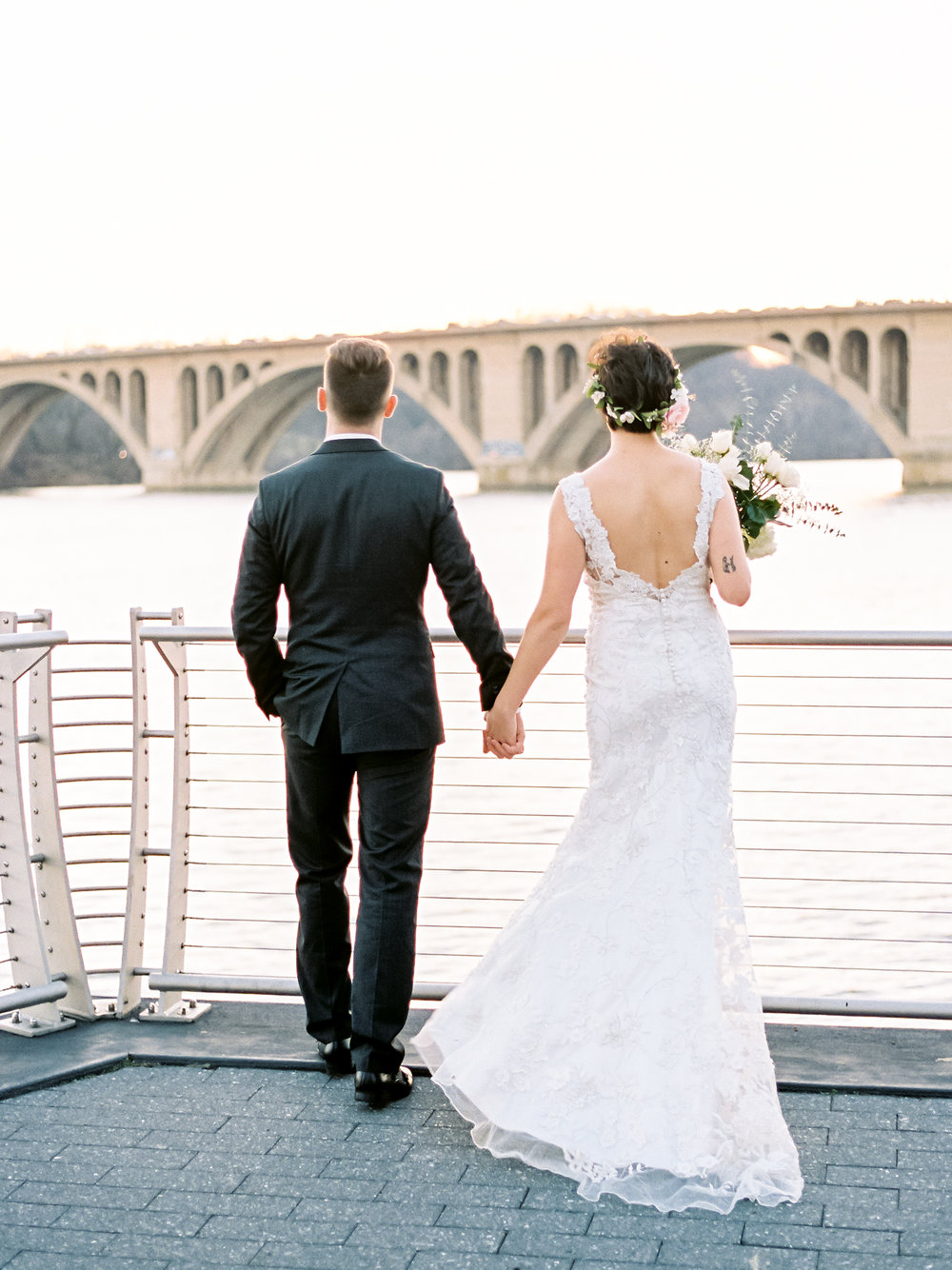 Georgetown Wedding by Destination Wedding Photographer Matt Erickson Photography