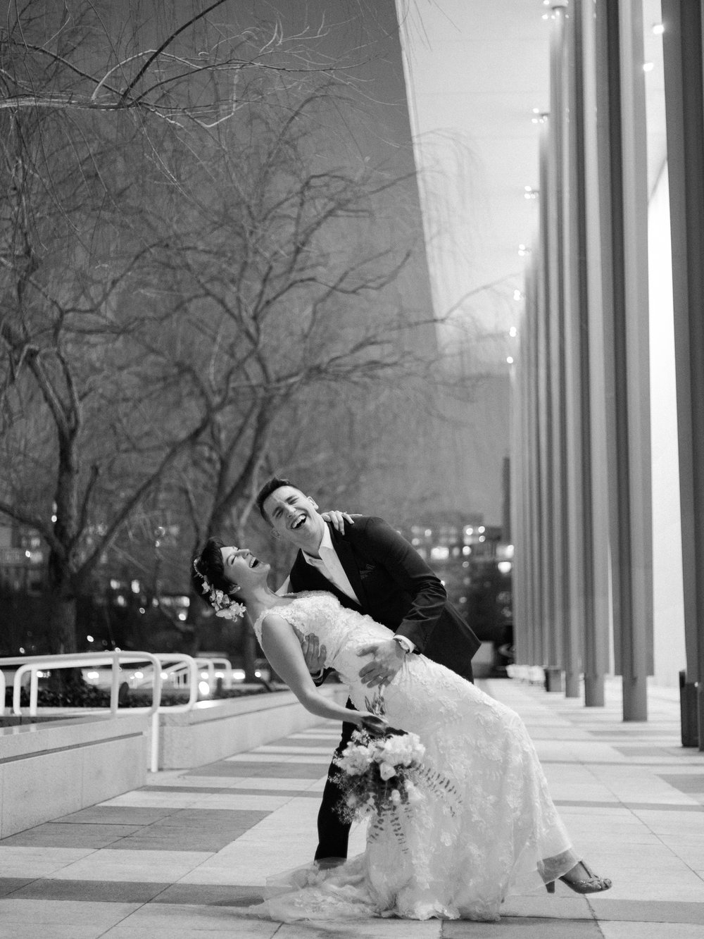 Wedding Photos at the Kennedy Center in Washington DC by Destination Wedding Photographer Matt Erickson Photography