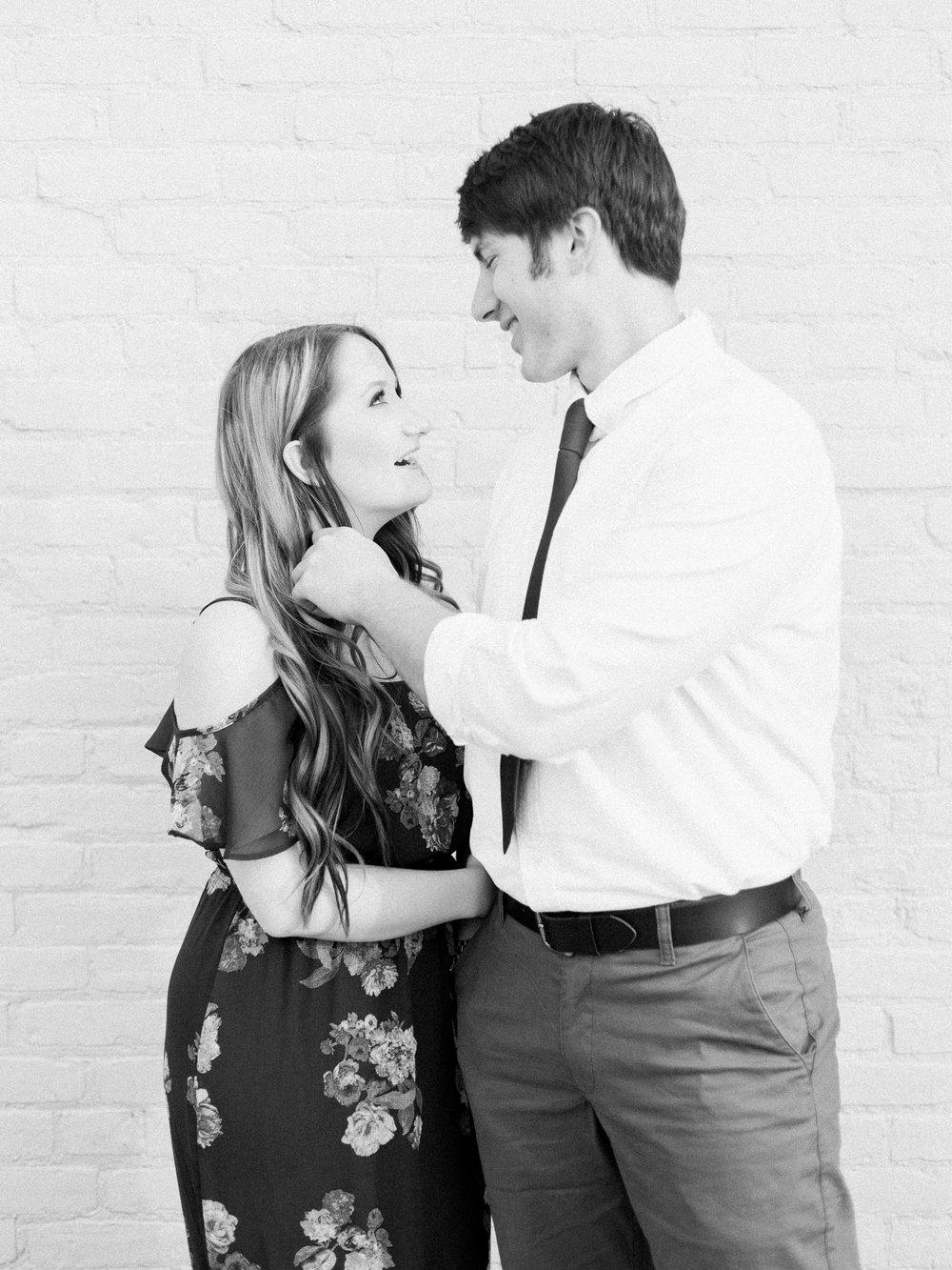 Engagement Photos in Rocky River Ohio by Cleveland Wedding Photographer Matt Erickson Photography