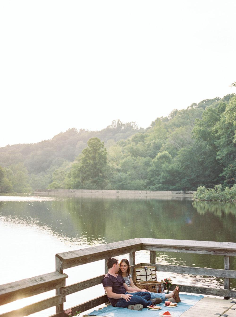 Akron Park Engagement Photos by Cleveland Wedding Photographer Matt Erickson Photography