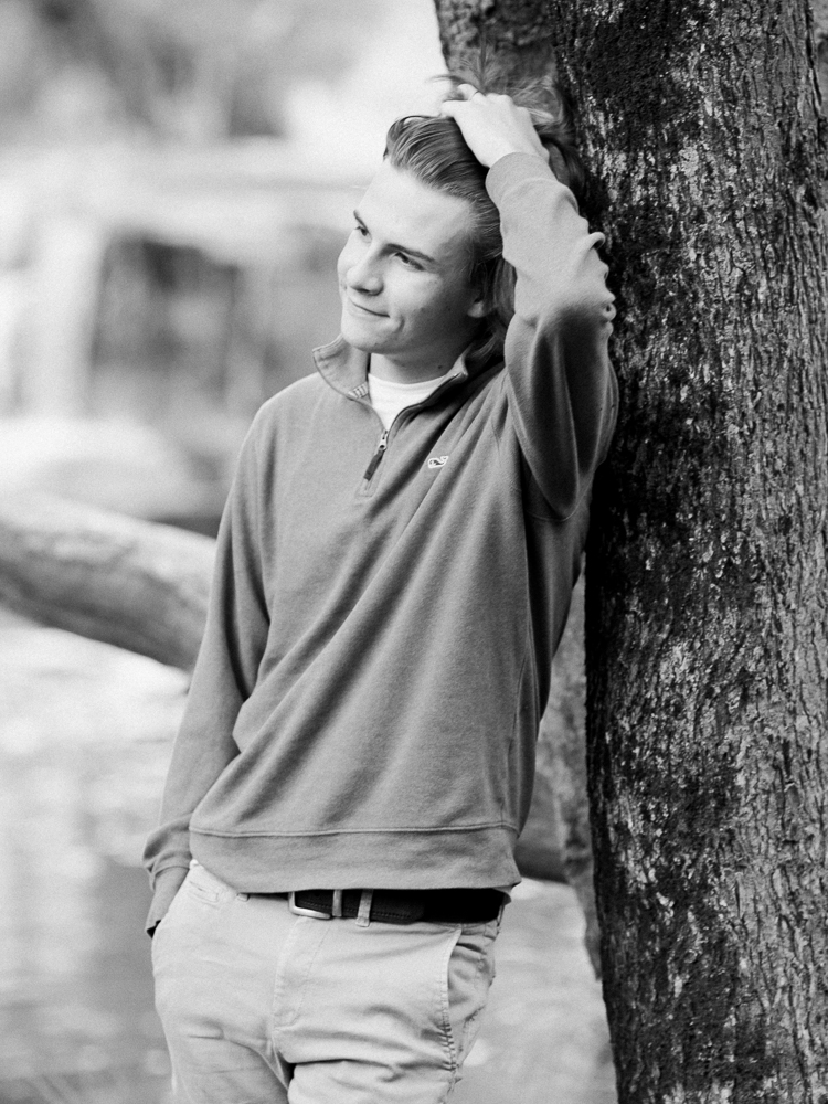Westlake High School Senior Photos by Cleveland Wedding Photographer Matt Erickson Photography
