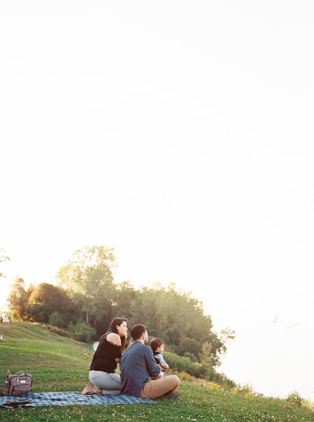 Cleveland Adventurous First Birthday Family Photos by Cleveland Wedding Photographer Matt Erickson Photography