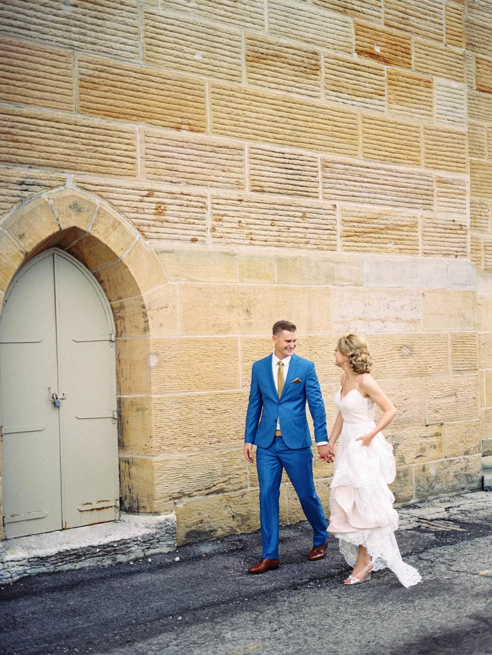 Romantic Columbus Wedding by Cleveland Wedding Photographer Matt Erickson Photography