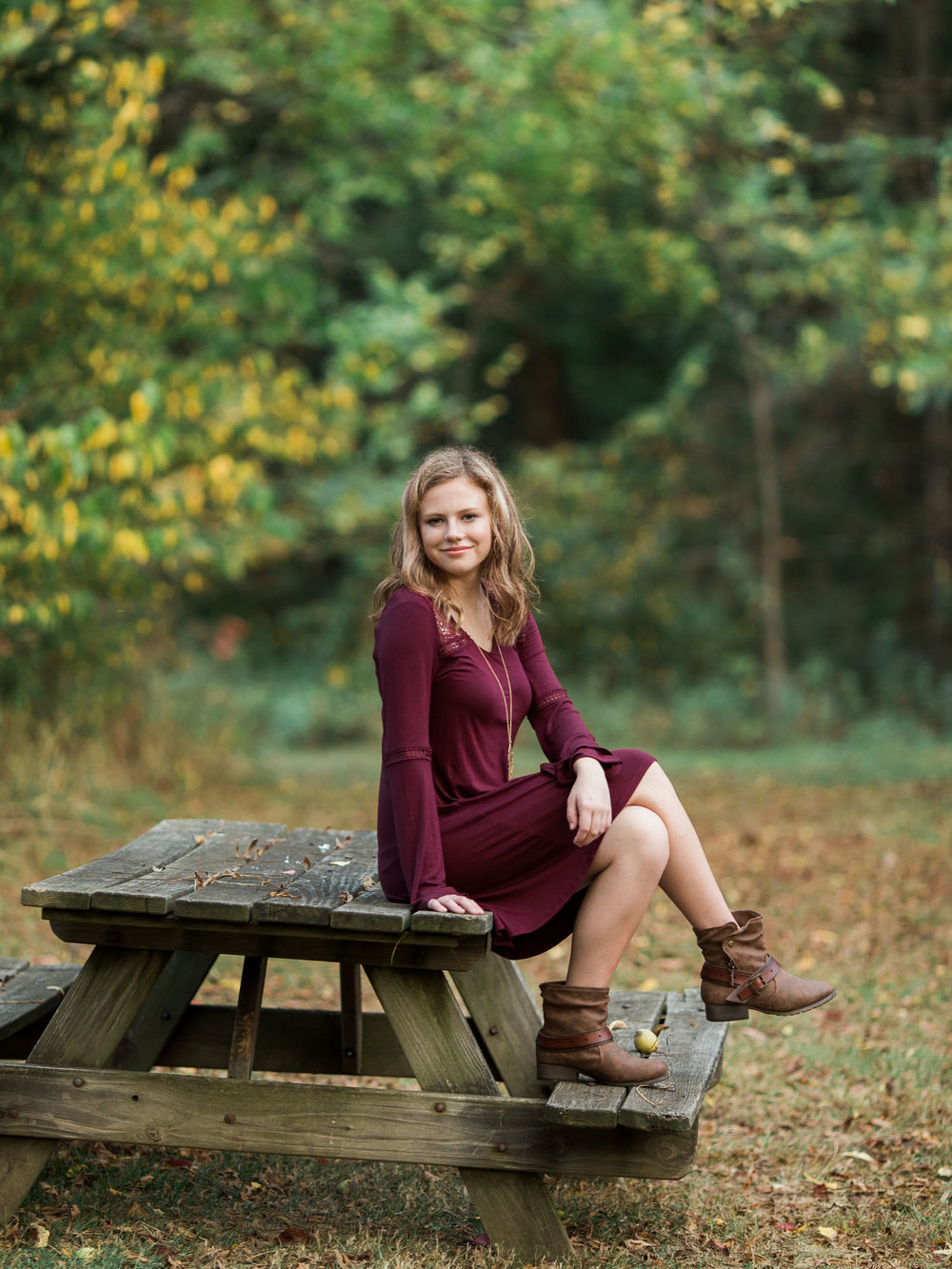 Senior Pictures by Cleveland Wedding Photographer Matt Erickson Photography
