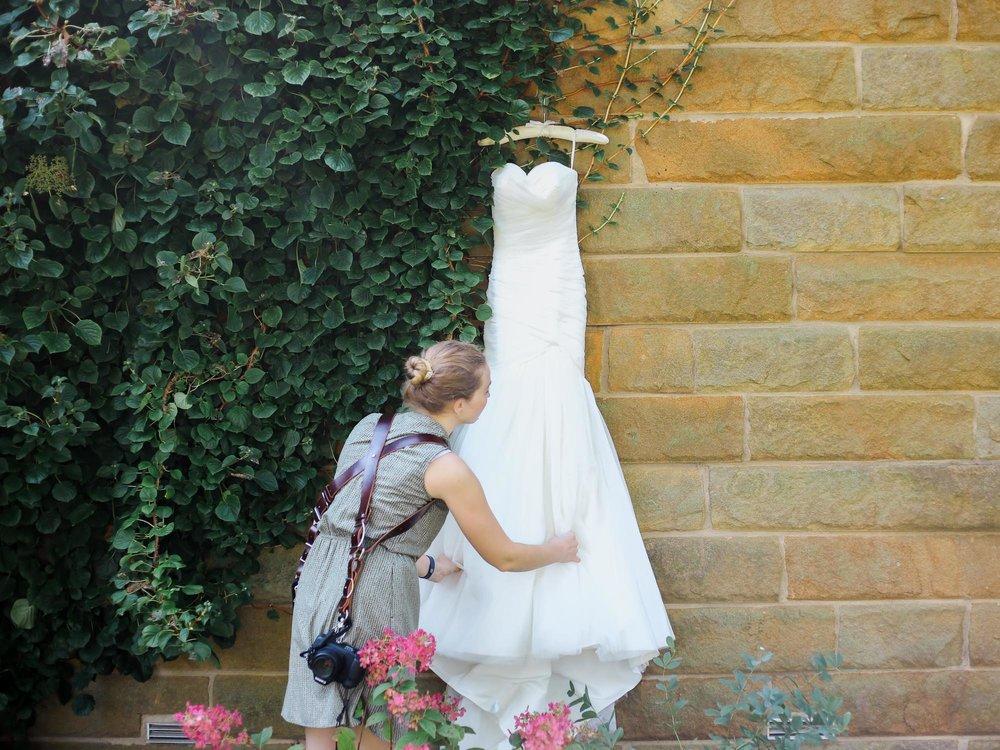 Behind the Scenes 2017 Cleveland Wedding Photographer Matt Erickson Photography