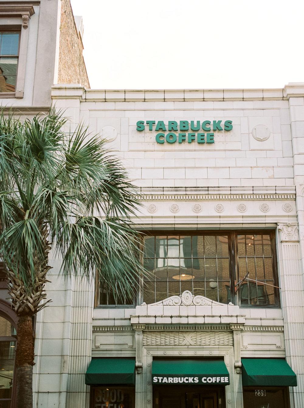 Charleston on film by Cleveland Wedding Photographer Matt Erickson Photography