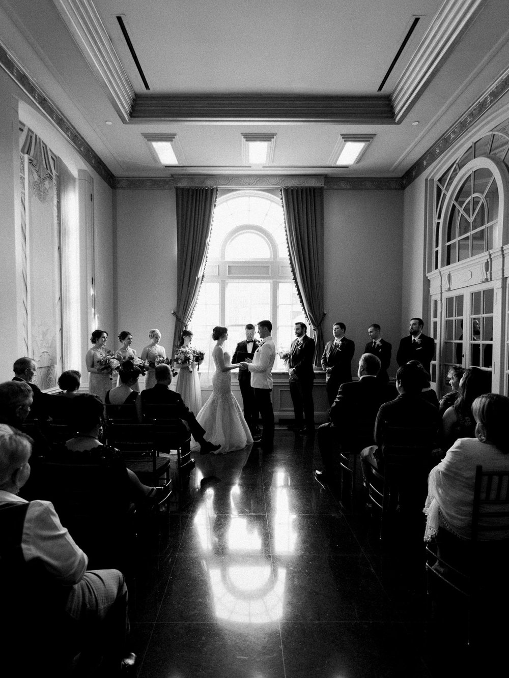Intimate Onesto Wedding by Cleveland Wedding Photographer Matt Erickson Photography
