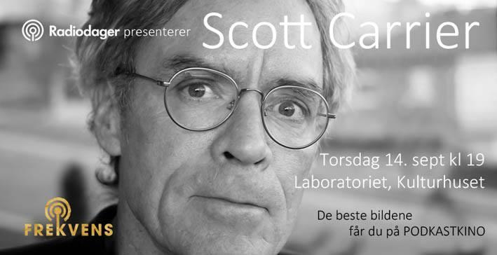 Podkastkino Scott Carrier