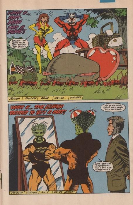 First Comics Work