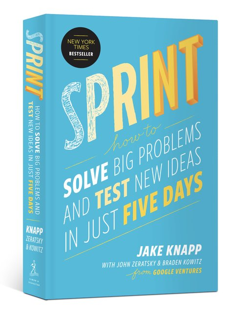 Image result for sprint by jake knapp