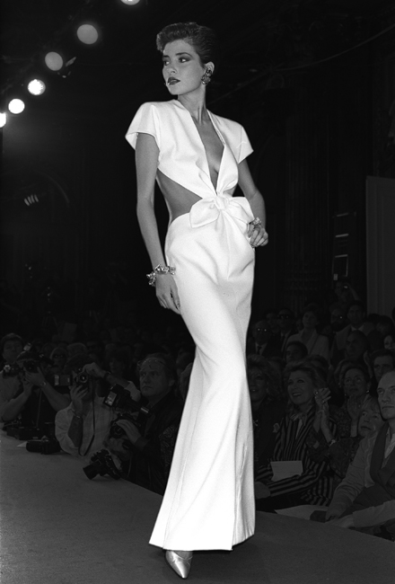Saint Laurent, 1986