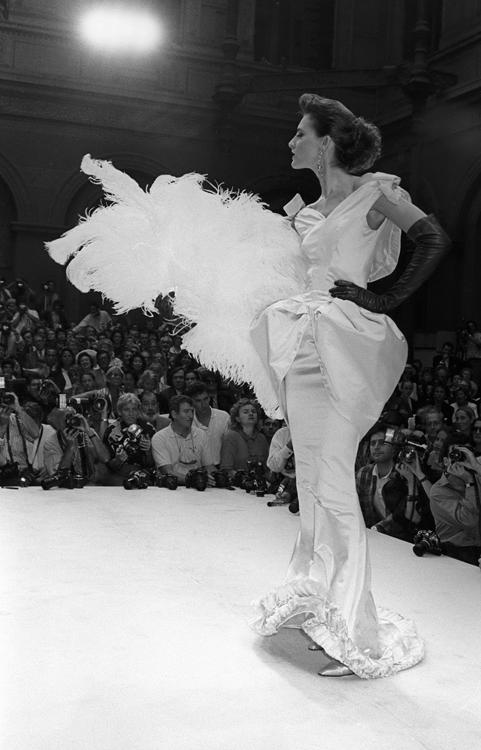 Chanel, Ines de la Fressange, 1987