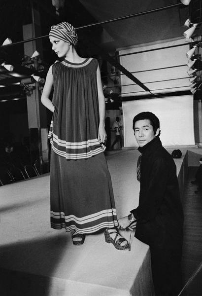 Issey Miyake, 1974
