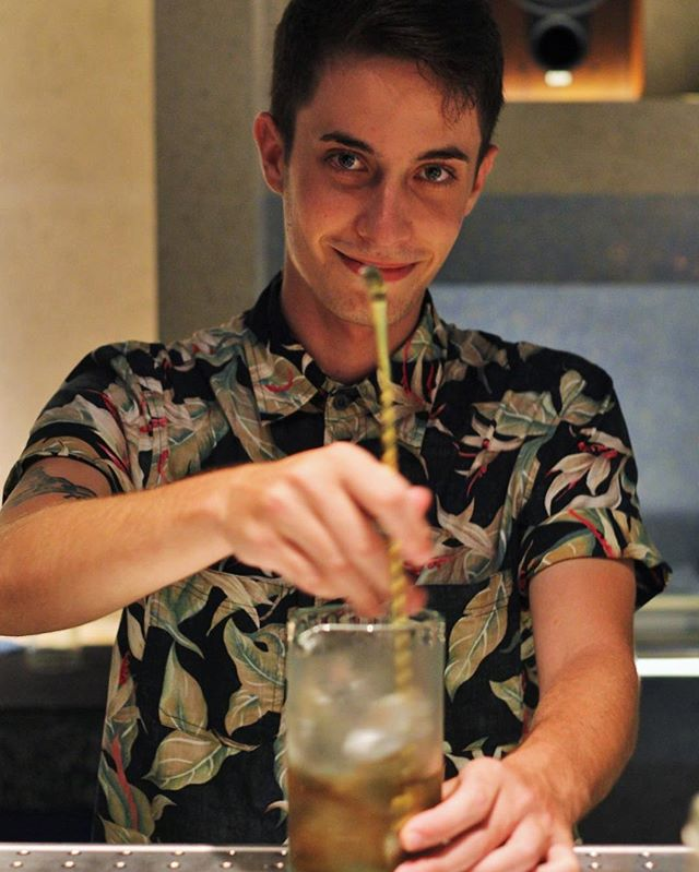 Tonight at Akademi we'll be hosting Spanish bartender Alvaro Gonzalez Gimenez, formerly of The Bon Vivant and Devil's Advocate bars in Scotland.  He's created three special cocktails for the occasion, inspired by the tropical settings of Bali. See you at 6.30PM! #mixology #cocktails #bali #akademibar