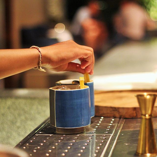 Kick off your Friday night at Akademi with our 2 for 1 Negroni Night 🍊🍊 #akademibar #mixology #cocktails #bali #seminyak #tgif
