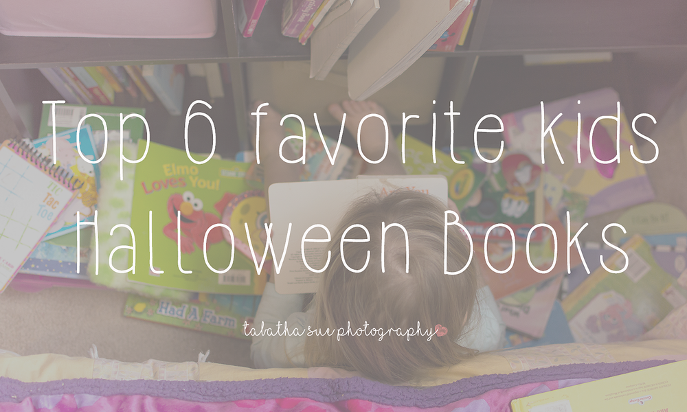 Top 6 favorite kids halloween books