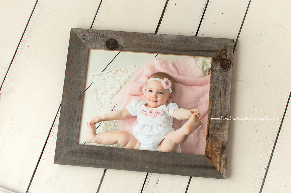 Barnwood Framed Art