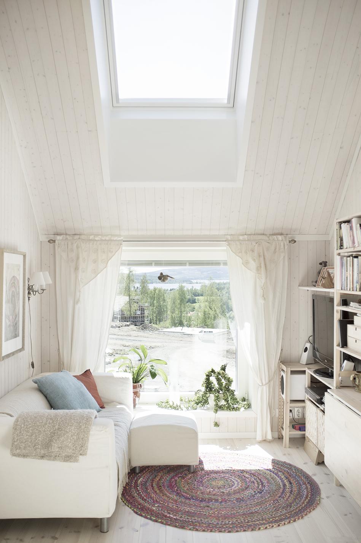 Shelter 1, Stue 2 etg, Hurdal Økolandsby