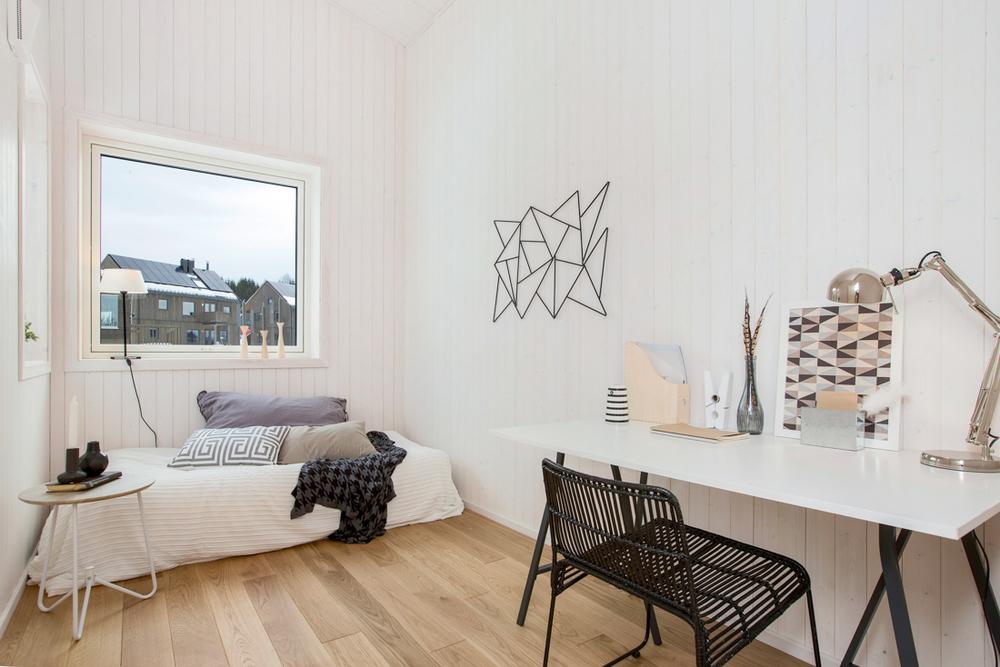 Ekstrasoverom leilighet i Hurdal Økolandsby