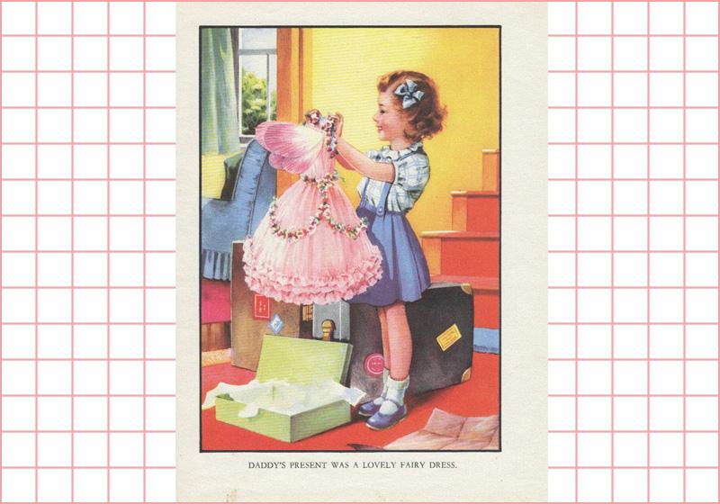 Gaye Champan's Fairy Book circa 1950s
