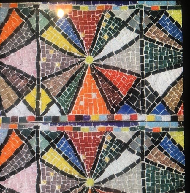 It's been a few days since the sad news of Melbourne treasure and artist #mirkamora passing. It has been lovely to dive back into a lot of her work, particularly her mosaics. Highly recommend revisiting her interview on @thedesignfiles , beautifully capturing her in  gleeful conversation.