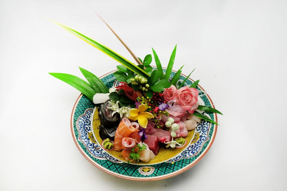 刺身の盛り合わせ/Sashimi Moriawase
