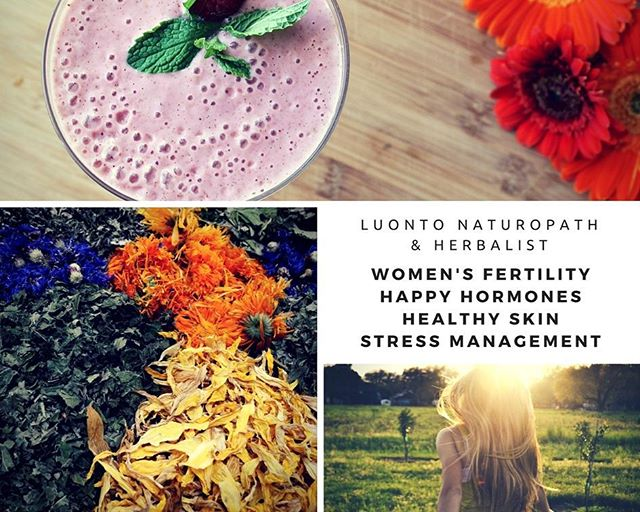 All things women's health! I LOVE helping women with hormonal imbalances, adrenal/stress issues and fertility. The results we can get through naturopathy and especially herbal medicine are amazing! If you're having issues with irregular cycles, PMS, hormonal acne, post-pill ammenorhea, difficulties conceiving, or previous miscarriages - please come and see me. YES it can take some time to see changes and feel the effects... this is because we work to rectify the root cause of your issues - and this won't magically be fixed overnight. Patience, acceptance and commitment to the lifestyle changes are required but are well worth the results! Shan X