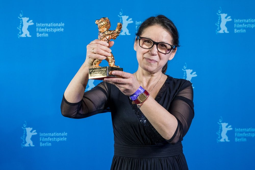 photo of Ildikó Eyedi via berlinale.de