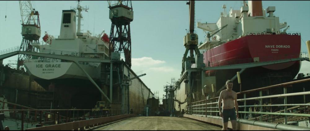 Screenshot from Out via the Czech Film Center
