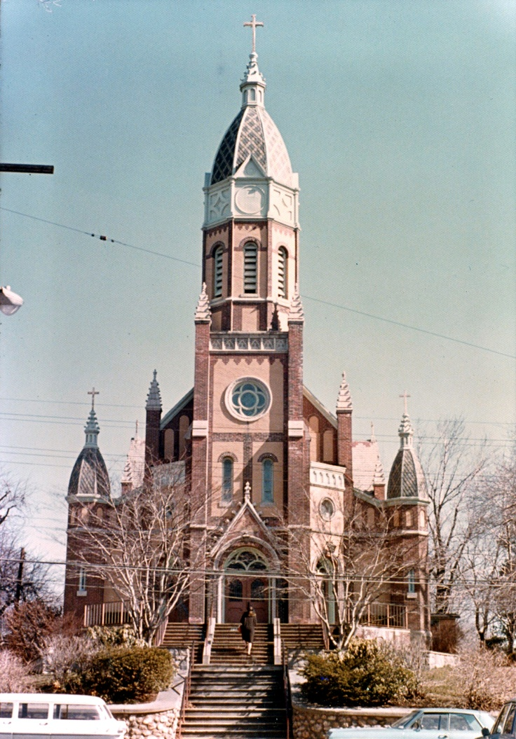 South Norwalk Saint Ladislaus Church